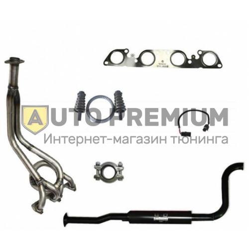 Выпускной комплект Subaru Sound ВАЗ 1117-18-19 Калина 8v с глушителем